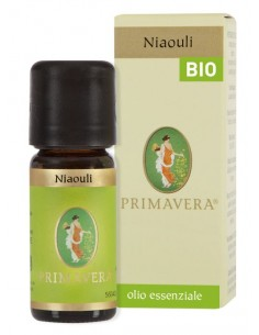 olio essenziale di niaouli certificato biologico