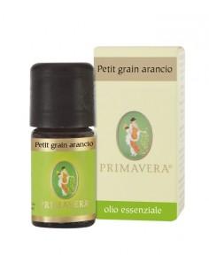 olio essenziale di petit grain all'arancio puro 100%