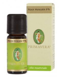 olio essenziale di noce moscata prodotto cosmetico uso esterno