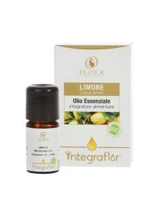 integratore alimentare di olio essenziale di limone