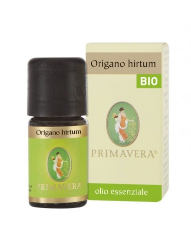 olio essenziale di origano hirtum certificato biologico