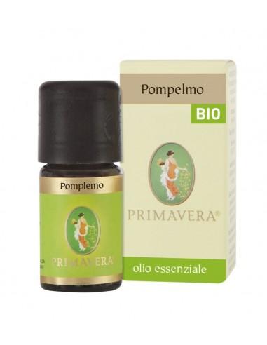 olio essenziale di pompelmo certificato biologico