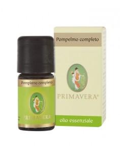 olio essenziale di pompelmo completo puro 100%