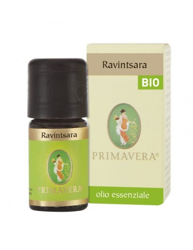 olio essenziale di ravintsara biologico