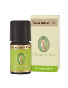 olio essenziale di rosa turca prodotto cosmetico uso esterno