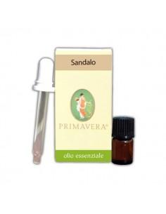 olio essenziale di sandalo puro naturale e totale