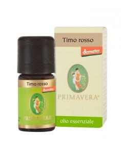 Timo rosso 5 ml BIO-DEMETER
