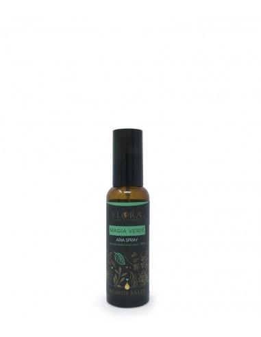 aria spray con oli essenziali