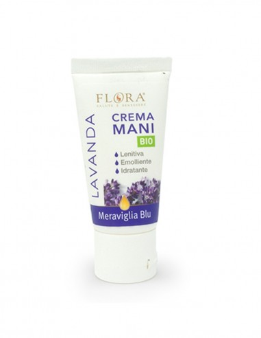 Blue Lavender Hand Cream, 30 ml