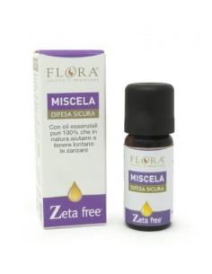 miscela di oli essenziali repellente per insetti