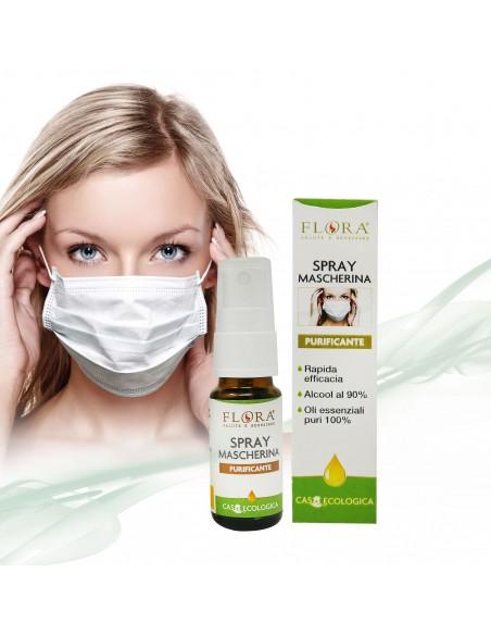 spray per il tessuto dello spray mascherina