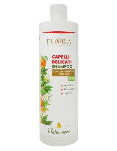 Shampoo Capelli Delicati, 1 L BIO-BDIH