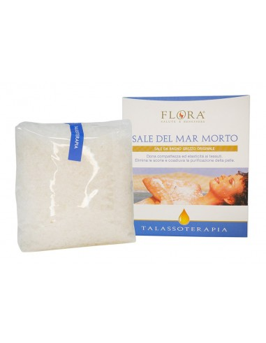sale del mar morto, sale grezzo originale.