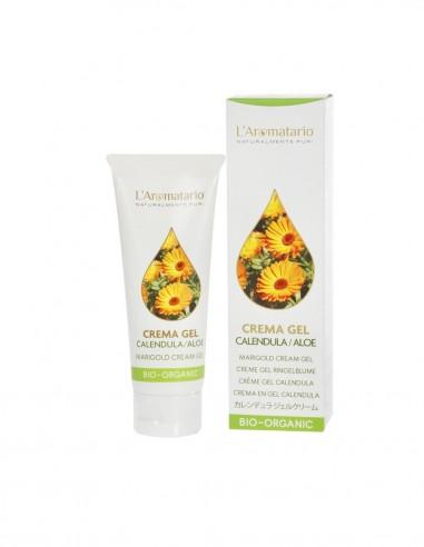Crema Gel Calendula e Aloe - 75 ml