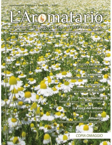 copy of L'Aromatario n°1- La Rosa