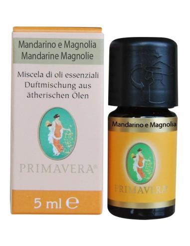 Mandarino & Magnolia, 5 ml miscela O.E.