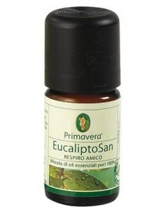 miscela di oli essenziali a base di olio essenziale di eucalipto