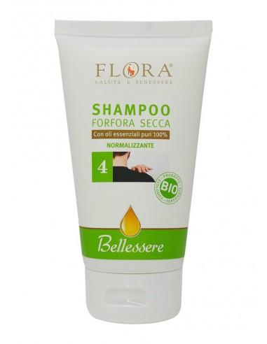 shampoo forfora secca con oli essenziali