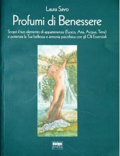 libro di aromaterapia sull'uso degli oli essenziali