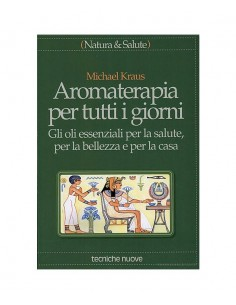 libro di aromaterapia per tutti i giorni