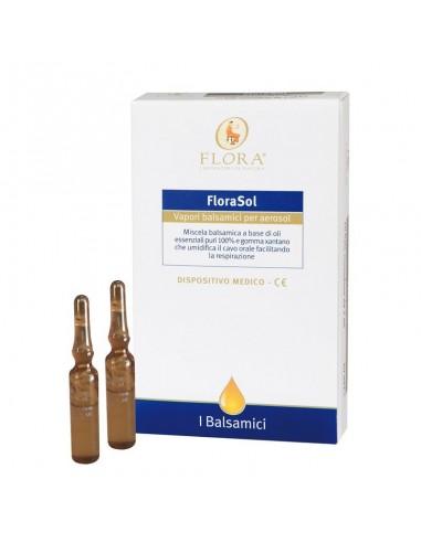fiale monodose per areosol con oli essenziali