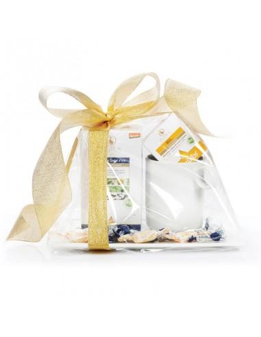confezione regalo bioinfuso e tazza