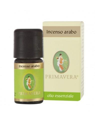 olio essenziale di incenso puro 100%