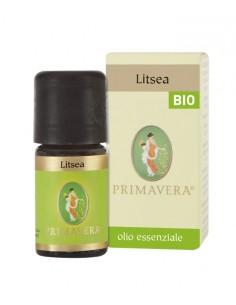 olio essenziale di litsea certificato biologico