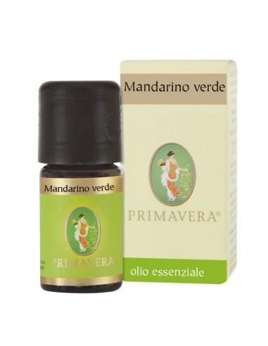 olio essenziale di mandarino verde puro 100%
