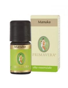 olio essenziale di manuka puro 100%