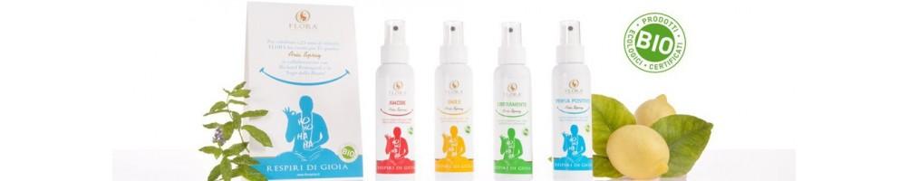 Respiri di Gioia - aromi per ambienti a base di oli essenziali