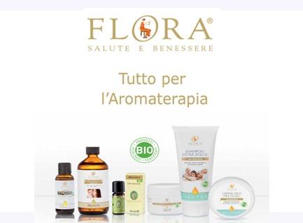 Flora Primi In Italia E Da Sempre I Numeri Uno Nell Aromaterapia Flora Bio