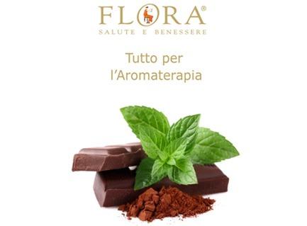 Torta Al Cioccolato Al Profumo Essenziale Di Menta Flora Bio